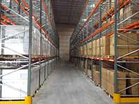 warehouse industry casters
