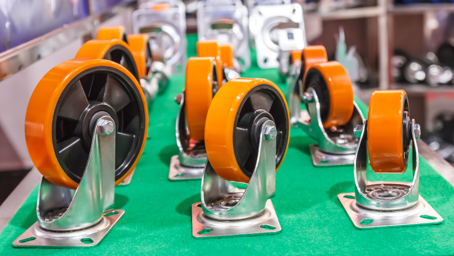 More in Depth with Castor Wheels